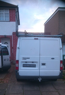 Ford Transit TDCi Remapping