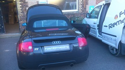 Audi TT 1.8T 225Bhp ECU Remapping