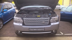 Range Rover 4.4 TDV8 ECU Remapping