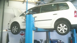 VW Touran ECU remapping and DPF removal