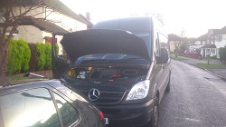 Mercedes Sprinter ECU Remapping