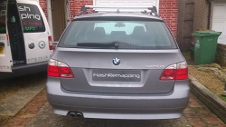 BMW E61 525D ECU Remapping
