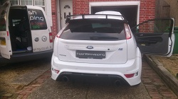 Ford Focus RS ECU Remapping