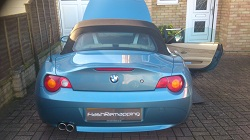 BMW Z4 E85 2.2 ECU Remapping