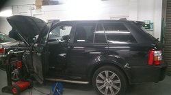 Range Rover Sport TDV8 ECU Remapping