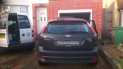 Ford Focus 1.8 TDCi ECU Remapping