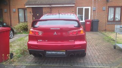 Mitsubishi EVO X FQ360 ECU Remapping
