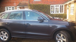 Audi q5 3.0 TDi ECU Remapping