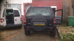 Jeep Cherokee CRD ECU Remapping
