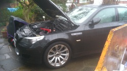 BMW M5 ECU Remap
