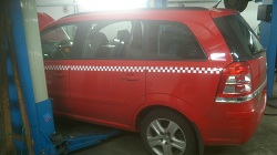 Vauxhall Zafira 1.9CDTi ECU Remap and DPF Removal