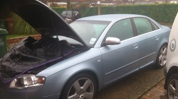 Audi A4 2.0 TDi 140 ECU Remapping