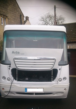 Fiat Ducatto Motorhome Remapping