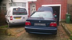 BMW 520i ECU Remapping