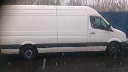 VW Crafter ECU Remap and DPF Removal