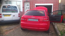 Audi A3 2.0 TDi 170Bhp ecu remapping