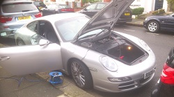 Porsche 911 (997) Carrera 2 ECU Remapping