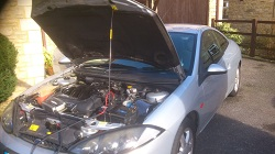 Ford Cougar ECU Remapping