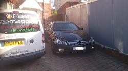 Mercedes e250Cdi ECU Remapping