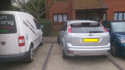 Ford Focus ST ECU Remap