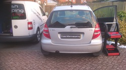 Mercedes a160cdi ECU Remapping