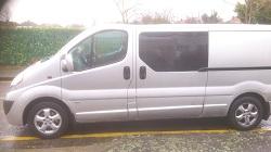 Vauxhall Vivaro 2.5 CDTi ECU Remap