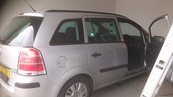Vauxhall Zafira CDTi DPF Removal and Remap