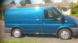 Ford Transit TDCi 85 ECU Remapping