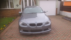 BMW D3 Alpina ECU Remapping