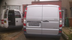 Mercedes Vito 113 ECU Remapping