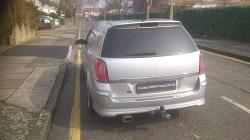 Vauxhall Astra Van 1.9 CDTi ECU Remapping