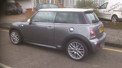 Mini Cooper S JCW ECU Remapping