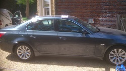 BMW 535D ECU Remapping
