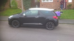 Citroen DS3 1.6 Thp ECU Remapping