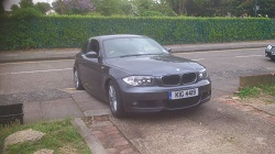 BMW 123D ECU Remap