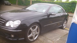 Mercedes CLK 220CDi ECU Remapping