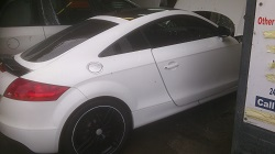 Audi TT 2.0 TFSi ECU Remapping