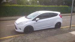Ford Fiesta 1.6 TDCI ECU Remapping