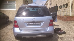 Mercedes ML320CDi DPF Delete