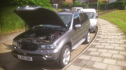 BMW X5 3.0D E53 ECU Remapping