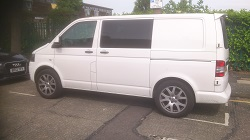 VW Transporter 2.0 TDi 84Bhp ECU Remapping
