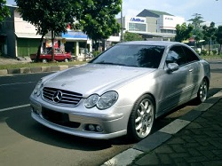 Mercedes CLK 270 CDi ECU Remapping