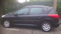 Peugeot 207 1.6 HDi Remap