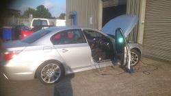BMW E60 520D DPF Delete