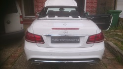 Mercedes E220 CDi 2013 Remap