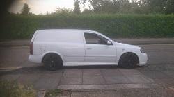 Vauxhall Astra 1.7 DTi Remap