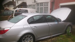 BMW E60 530i Remap