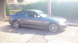BMW 330D E90 Auto Remap