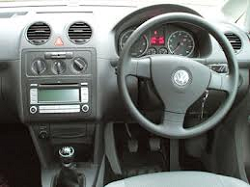 VW Caddy 1.9 TDi 104 Remap