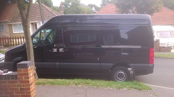 VW Crafter 2.5 136 Remap